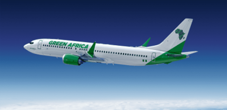 Green Africa Airways announces commitment with Boeing for up to 100 737 MAX aircraft