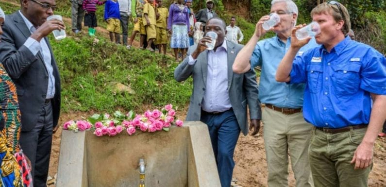 AfDB approves US$130 million to improve access to water in Rwanda