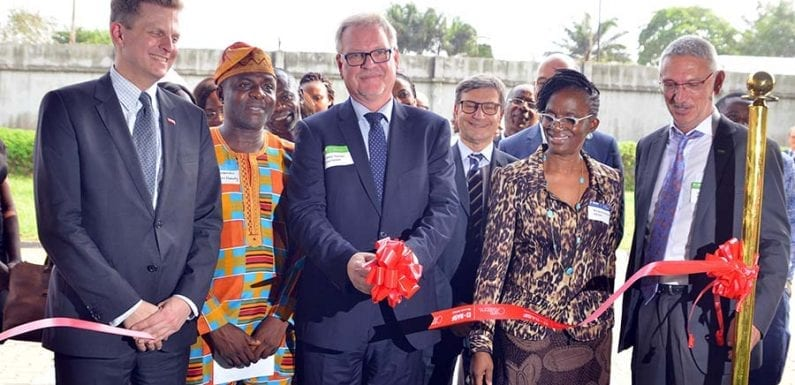 German company BASF opens applications centre for personal care in Nigeria
