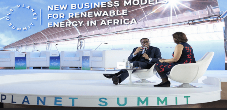 AfDB doubles its climate finance commitments to US$25bn within 2020-2025