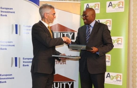 European Investment Bank partners Equity Bank in US$66.2m agro-processing loan scheme in Kenya
