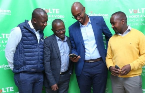 Telco giant Safaricom launches video calls technology in Kenya