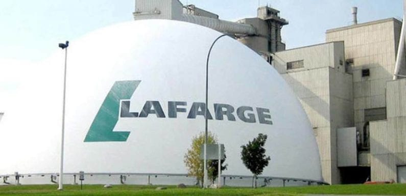 Lafarge Africa approves the sale of its South African subsidiary for US$316 million