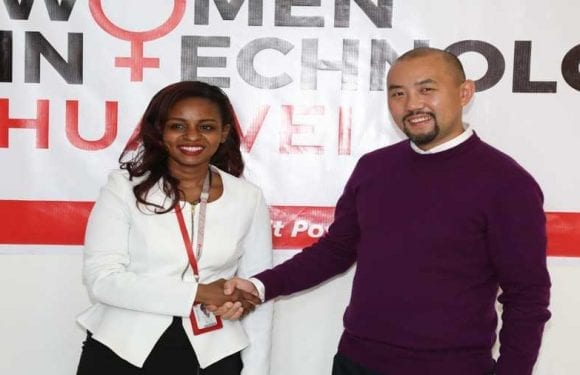Huawei Kenya launches programme to support women in ICT