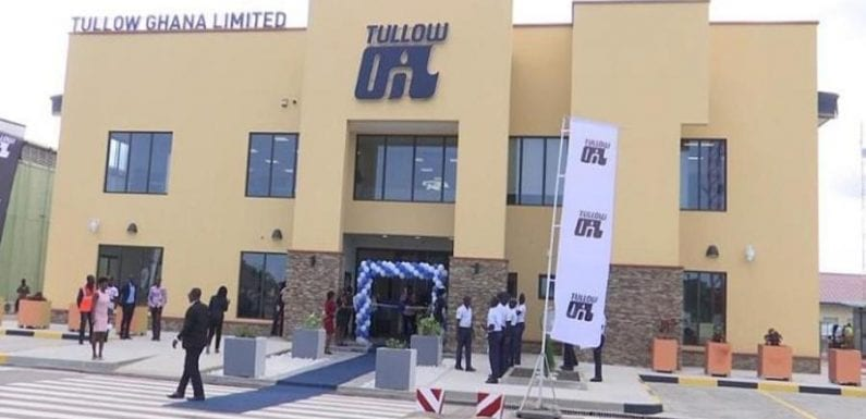 Tullow refurbishes Takoradi Airport Apron, builds new complex to enhance air operations