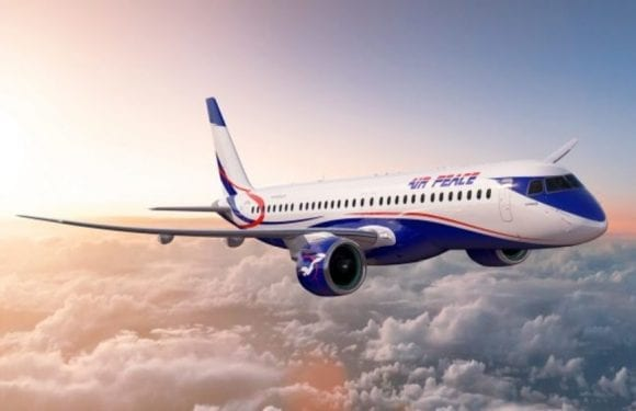 Nigeria's Air Peace launches flights to Warri as national air traffic increases by 8 percent.