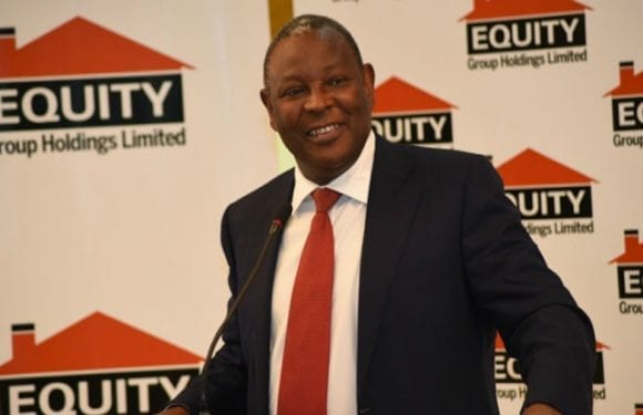 Equity Bank set to spend US$17m in DRC bank acquisition deal