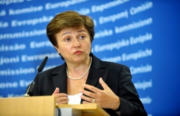 IMF appoints Kristalina Georgieva as new MD
