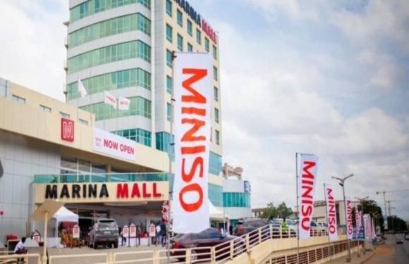 Miniso expands into Ghana, opens first store at Accra's Marina Mall