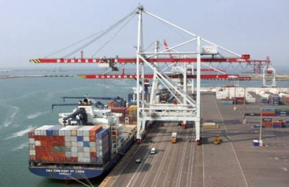 Namports new container terminal now fully operational