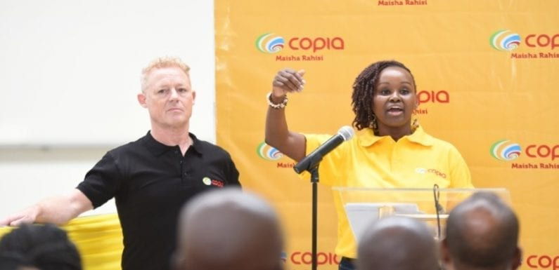 Founders of Kenyan startup Copia join global Endeavor network to help scale their business