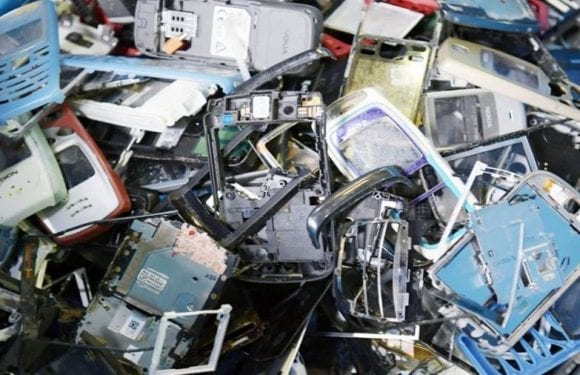 Government partners with telecom companies on electronic waste disposal