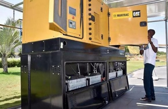 Mantrac Ghana launches Energy System to boost off-grid energy supply