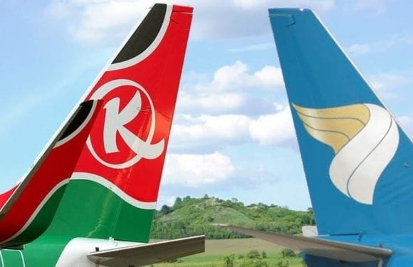 Oman Air and Kenya Airways expand their codeshare agreement