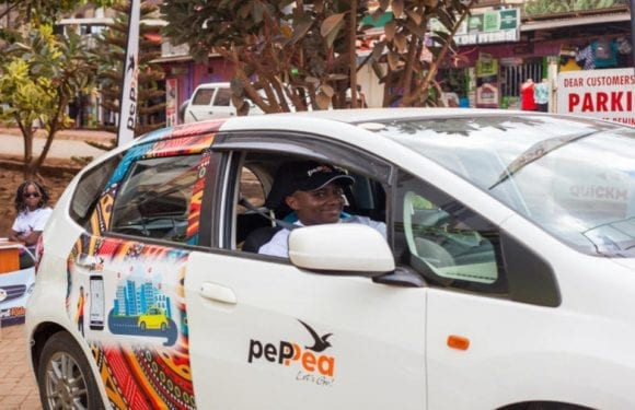 Nairobi based motor dealer launches new taxi hailing service Peppea