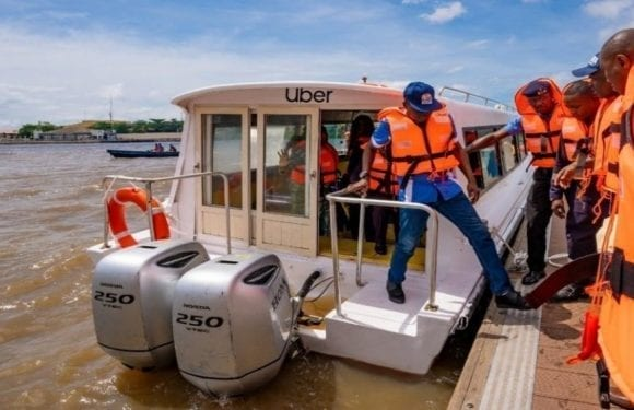 Uber expands into water transport with the newly launched UberBOAT service