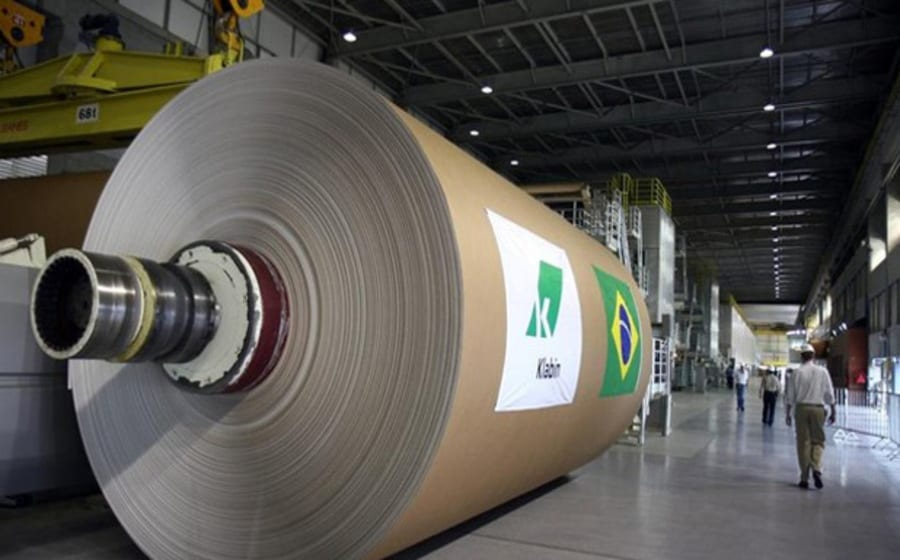Brazil's paper industry giant Klabin secures US$280m loan from IFC to increase capacity and enhance efficiency