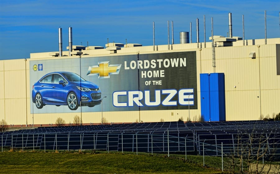 GM offloads idle Ohio assembly plant, new owners to convert facility to electric car manufacturing hub