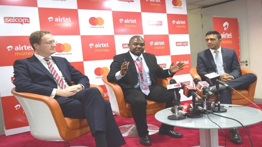 Airtel and MasterCard partner to transform digital payments on online merchants