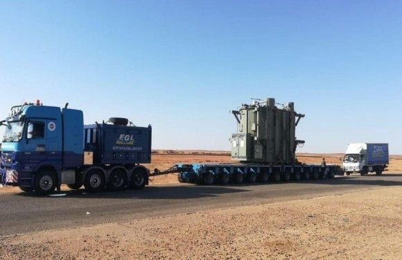 Egyptian Global Logistics completes Cairo West Power Station Project