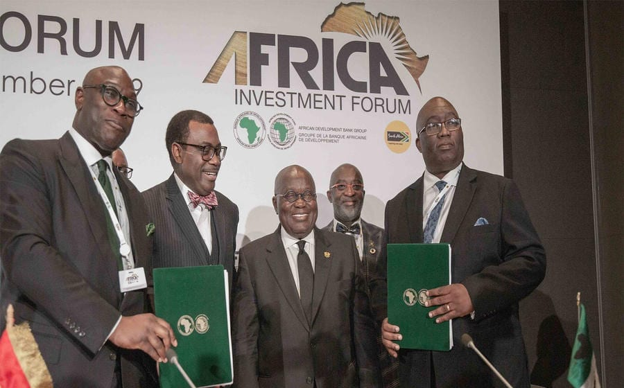 AfDB's support helps Ghana finalize signing of US$2.6bn high-speed railway construction concession agreement