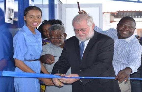 Standard Bank opens a new agency in Namibia to expand banking services