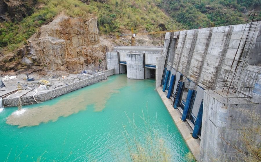 IFC leads other lenders in advancing US$453m loan to Nepal's energy company for hydroelectric power plant construction