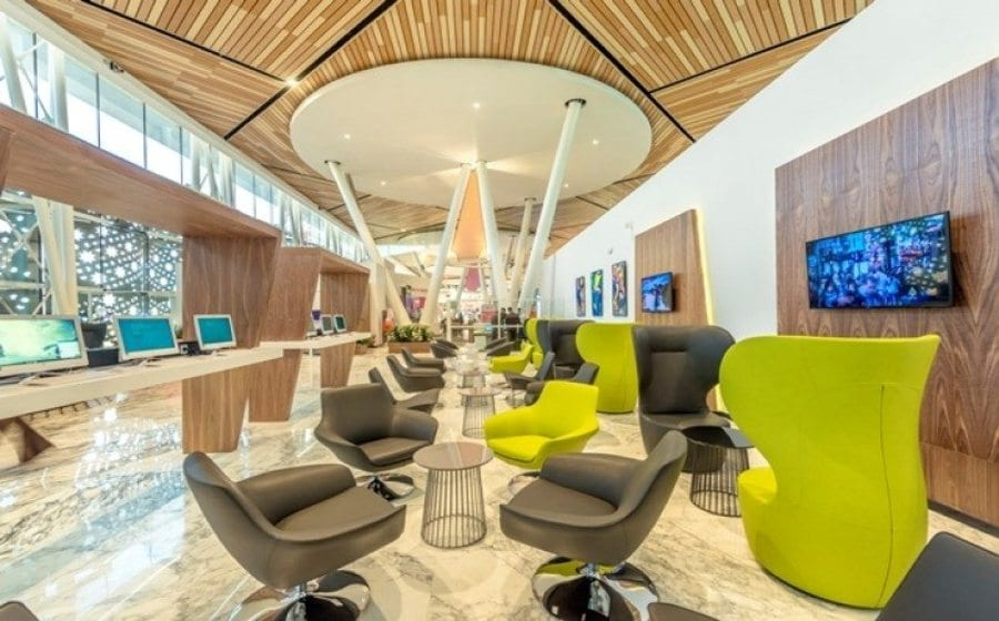 Travel experience to improve in Afghanistan's Hamid Karzai International Airport with the launch of Exclusive Pearl Lounge