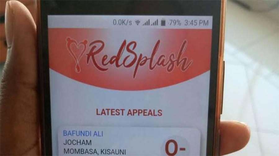 New app to increase blood donations launched in Kenya