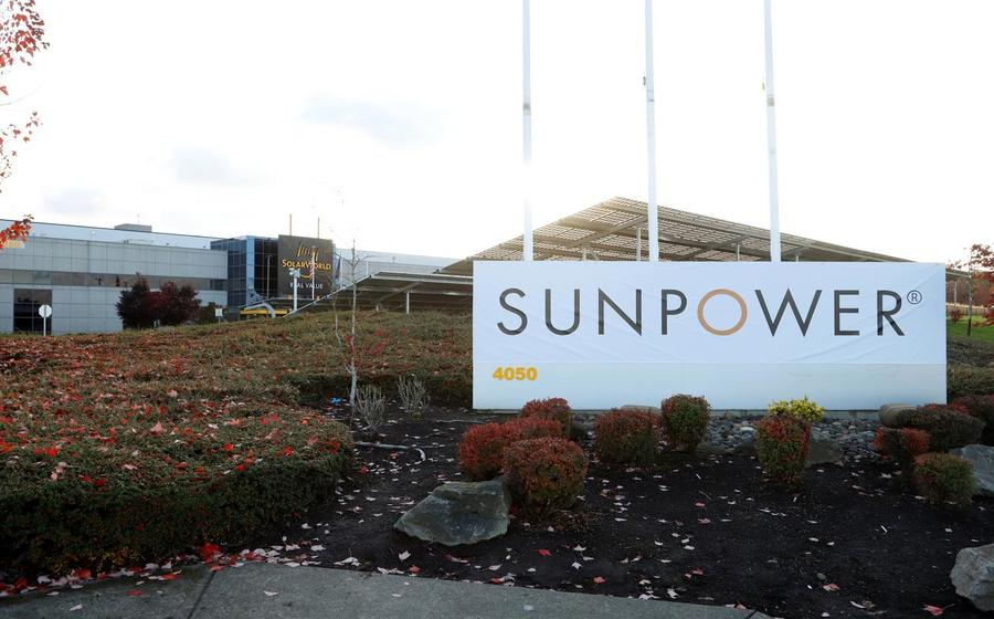 US solar company SunPower to splits into two business units to enhance efficiency