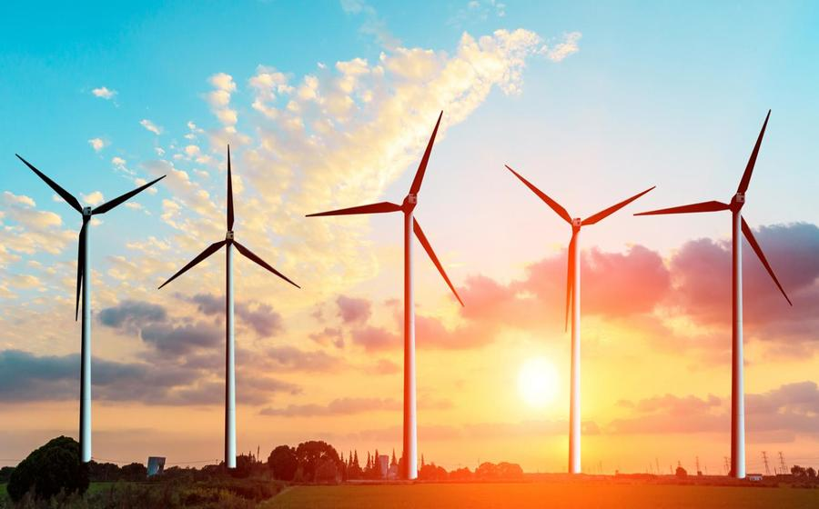 Ras Ghareb inaugurates Egypt's first private & largest wind farm, prepares for a 500MW wind project