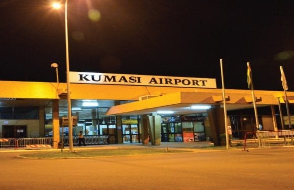 Ghana to sign US$44m agreement with UK to upgrade Kumasi Airport