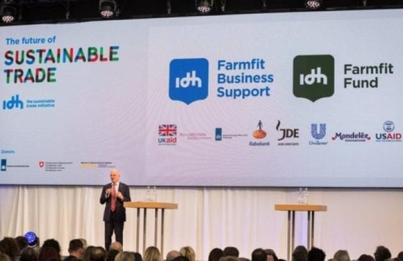 IDH Sustainable Trade Initiative launches a fund for smallholder farmers finance
