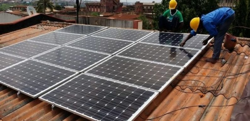 2 million households set to benefit from Oyo state, Triton Solar green energy project