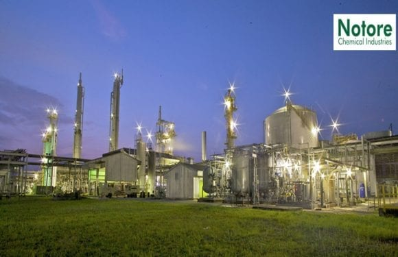 Notore Chemicals secures US$36.51m facility from Afrexim Bank to fund turnaround plant maintenance