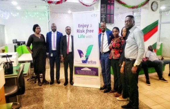 Unity Bank, Veritas Kapital partner on bancassurance to create more value for customers