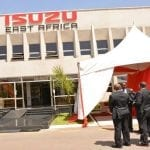 Isuzu East Africa makes a comeback to the Tanzania's market after a three-year break